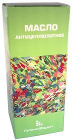Масло антицеллюлитное Галенофарм 100мл.